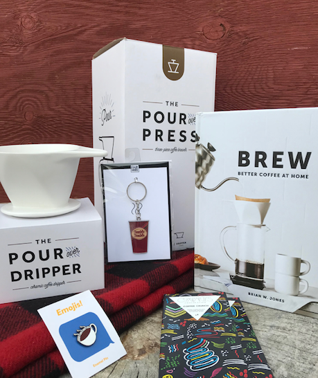 GIFT GUIDE: FOR THE COFFEE ADDICT