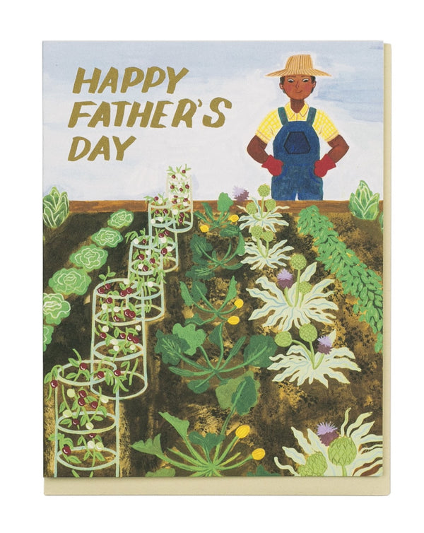 Small Adventures - Father's Day Garden Card