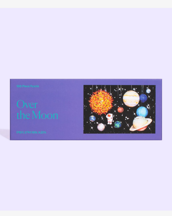 Piecework Puzzles - Over The Moon