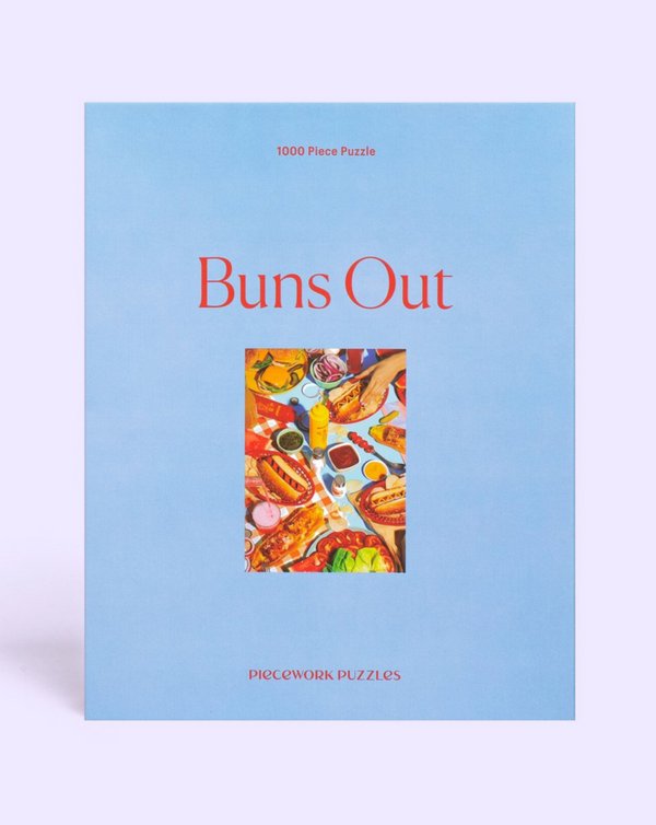 Piecework Puzzles - Buns Out