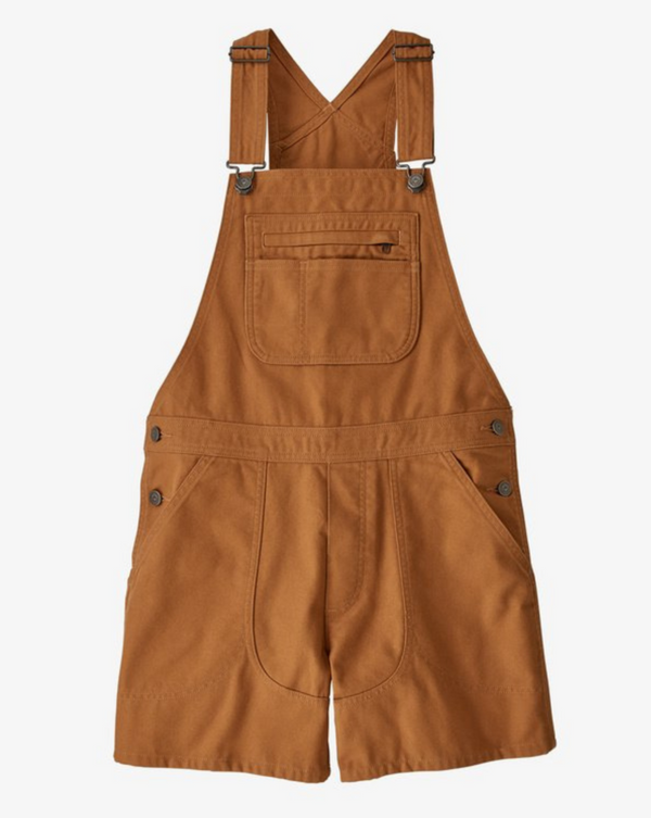 Patagonia - Women's Standup Overalls Umber Brown