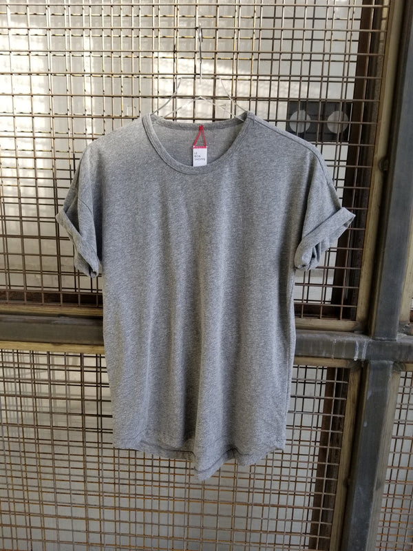 Le Bon Shoppe - Her Tee Heather Grey