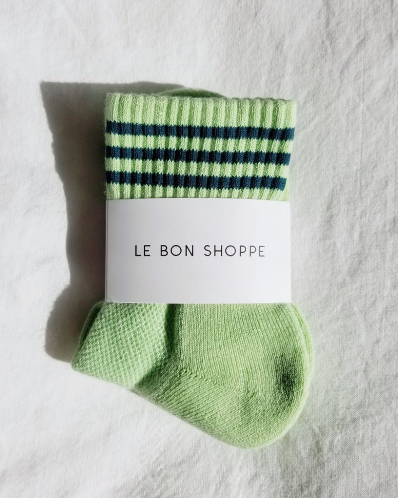 Le Bon - Girlfriend Sock - Pistachio