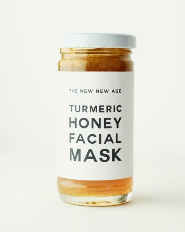 The New New Age - Turmeric and Honey Facial Mask
