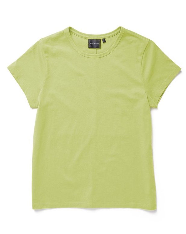 Richer Poorer - Everyday Tee - Pale Green