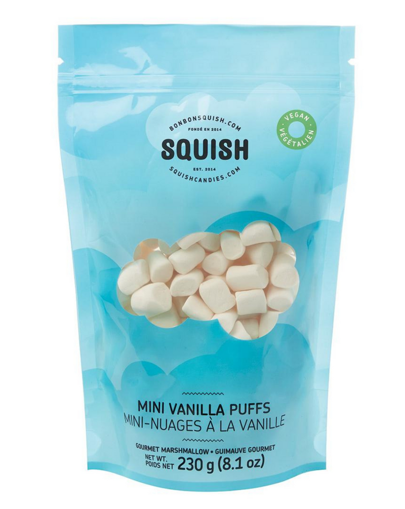 Squish - Vegan Mini Vanilla Puffs