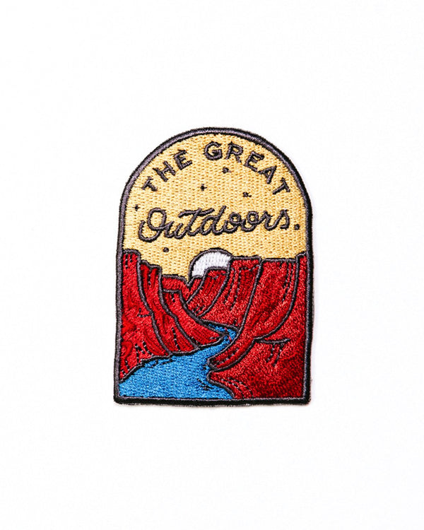 Camp Brand Goods - Canyon Patch