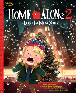 Books - Home Alone 2 : Illustrated Storybook