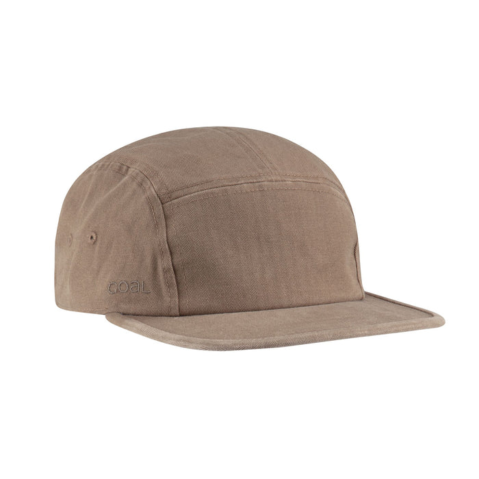COAL - EDISON CAP LIGHT BROWN