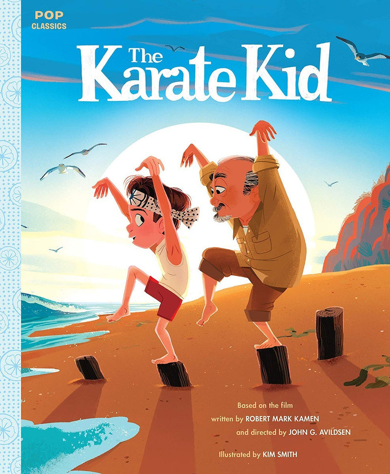 Books - The Karate Kid : Illustrated Storybook