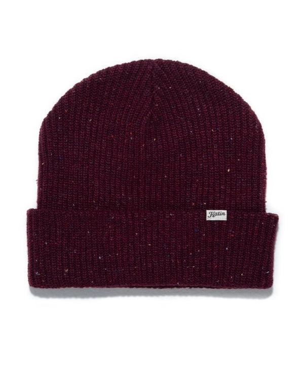 Katin - Basic Beanie Red Marl