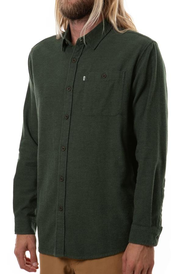 Katin - Twiller Flannel - Army Green