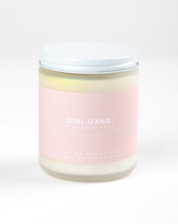 Land of Daughters - Girl Gang Candle