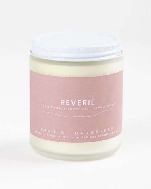 Land of Daughters - Reverie Candle