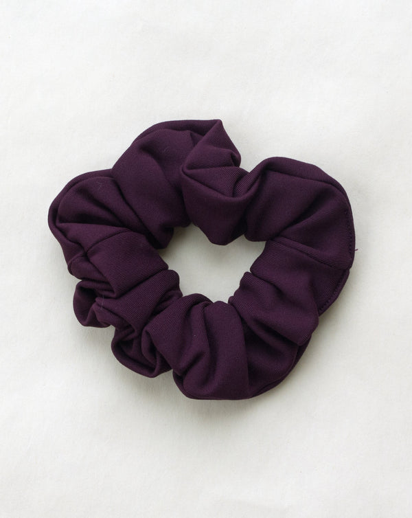 Girlfriend Collective - Scrunchie Plum