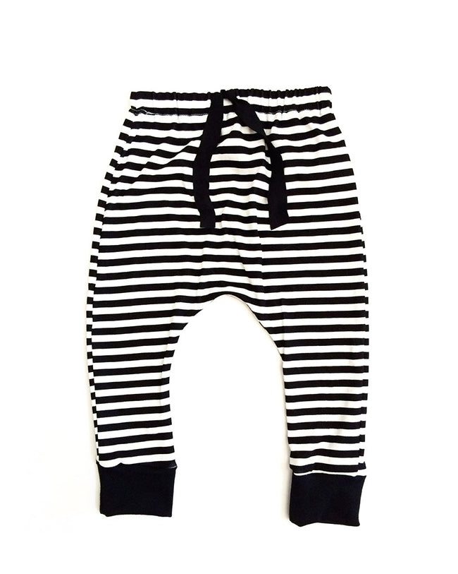My Mila - Black Stripe Harems