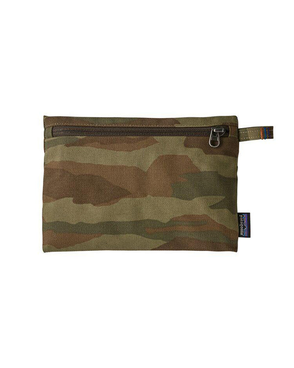 Patagonia - Camo Zippered Pouch