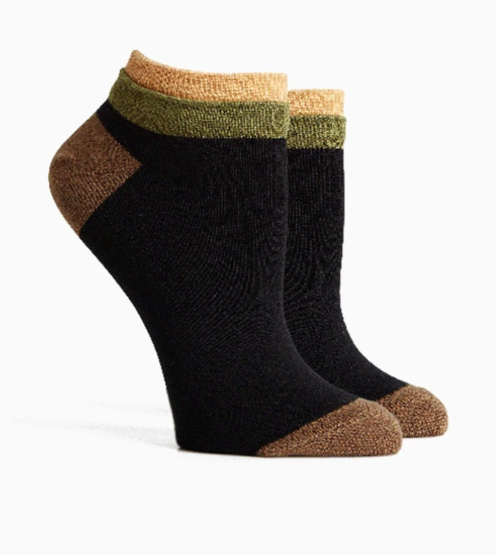 Richer Poorer - Cassat Sock