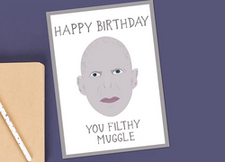 Dope Hause Co - Happy Birthday You Filthy Muggle