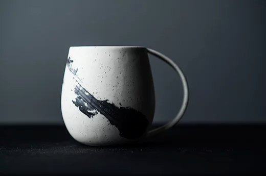 Quinspired Ceramics - 20oz Round Mug