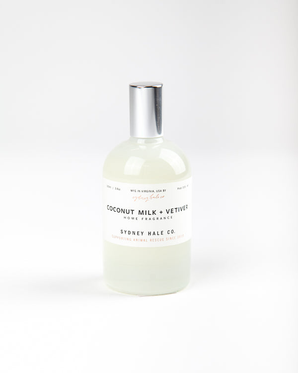 Sydney Hale - Coconut Milk + Vetiver Room Spray