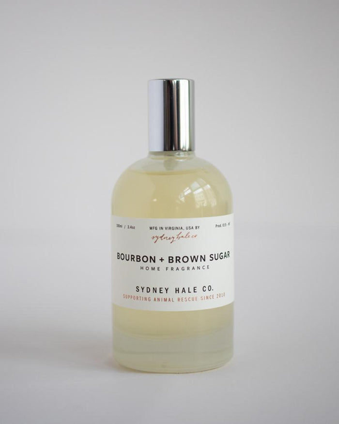 SYDNEY HALE - BOURBON + BROWN SUGAR ROOM SPRAY