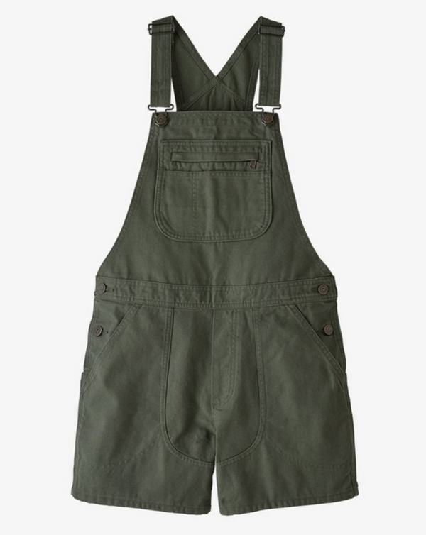 Patagonia - Women's Standup Overalls Kale Green