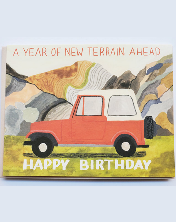 Small Adventures - Year of New Terrain Birthday