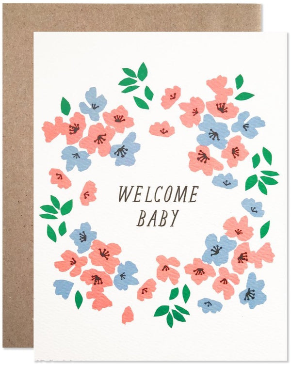 Hartland Brooklyn - Welcome Baby Flowers
