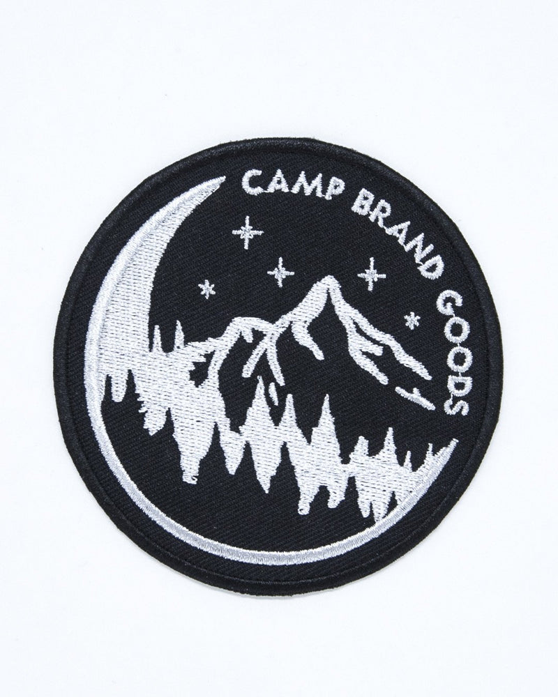 Camp Brand Goods - Moonlight Patch