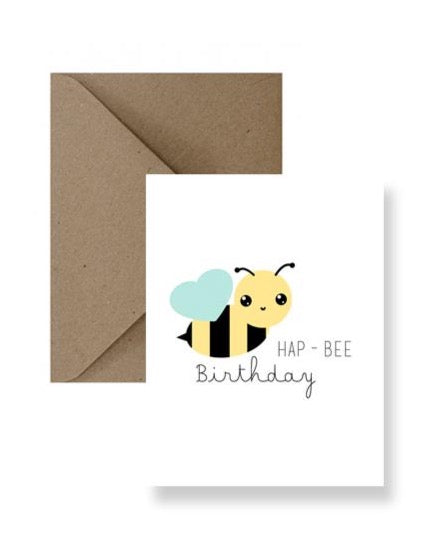 Impaper - Hap-Bee Birthday