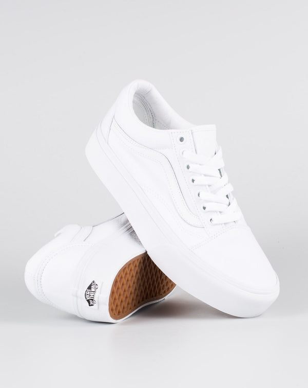 Vans - Old Skool White