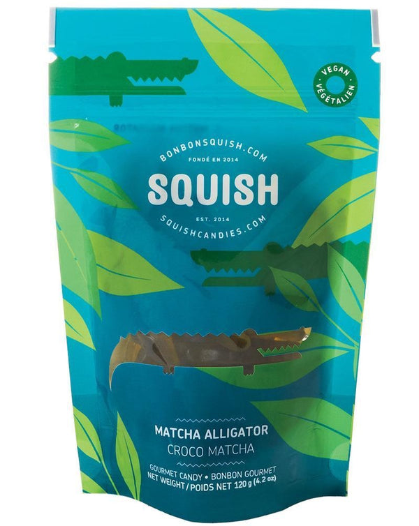 Squish Candy - Vegan Matcha Alligator