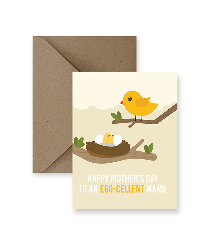 IMPAPER - EGG-CELLENT MOM