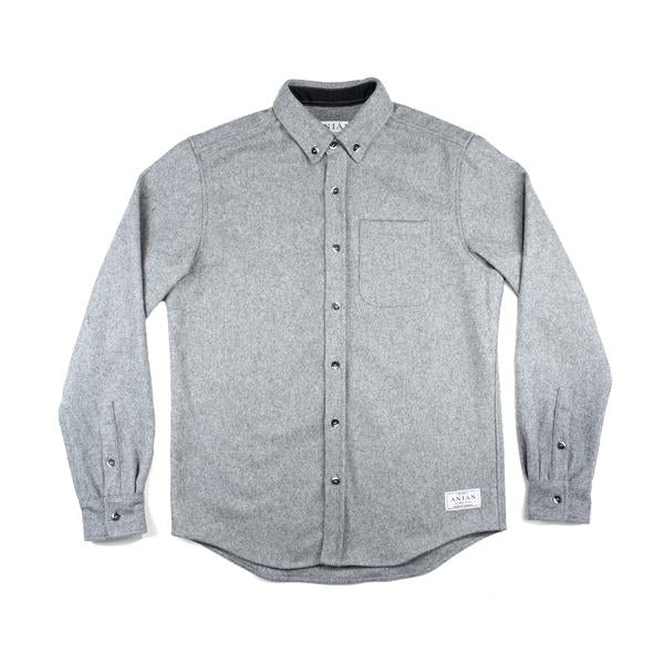 Anian - The Modern Melton - Grey