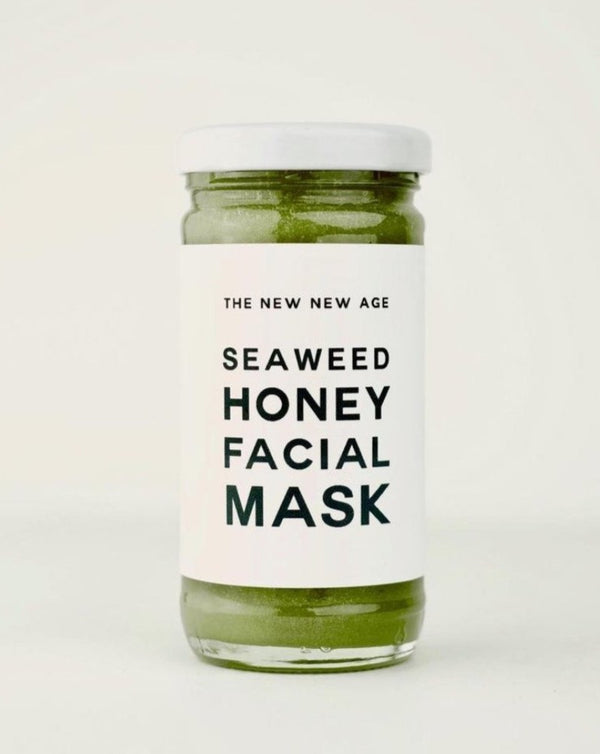 The New New Age - Seaweed and Honey Facial Mask