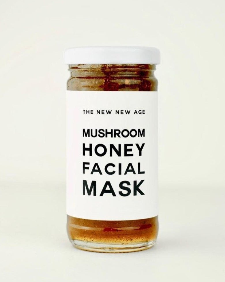 The New New Age - Mushroom and Honey Facial Mask