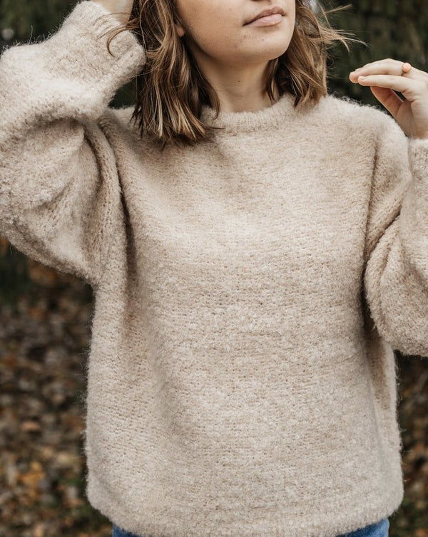 Le Bon Shoppe - Envie Sweater Mushroom