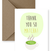 IMPAPER - THANK YOU SO MATCHA