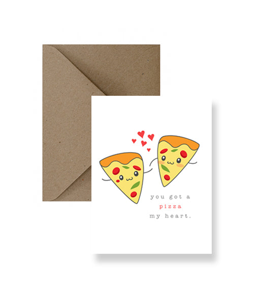 IMPAPER - PIZZA MY HEART