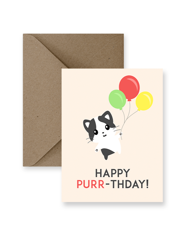 Impaper - Happy Purr-thday