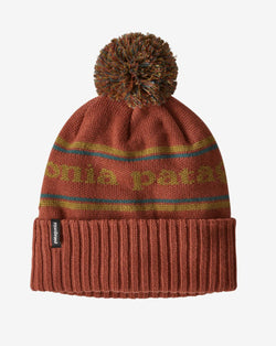Patagonia - Powder Town Beanie - Spanish Red