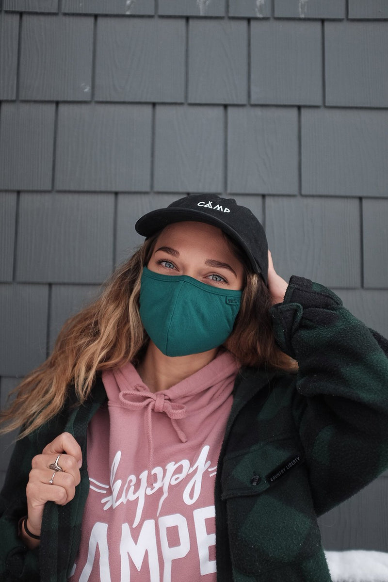 Camp Brand Goods - Face Mask // Storm