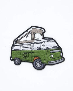 Camp Brand Goods - Good Times Van Patch
