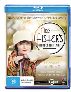 Miss Fisher Blu Ray Series 2