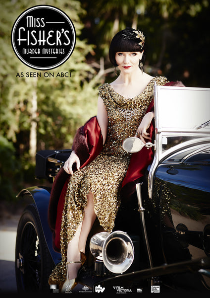 Miss Fisher Series 2 Official Poster
