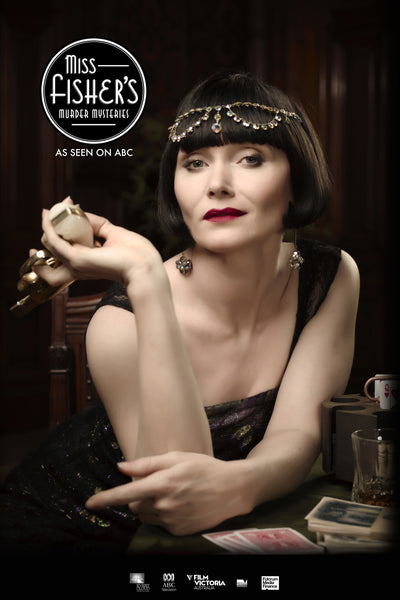 Miss Fisher Series 3 Official Poster