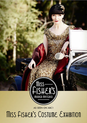 Miss Fisher Series 2 Costume Exhibition Catalogue (VIC)