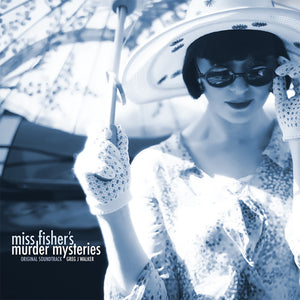 Miss Fisher Original Soundtrack LP - Cover
