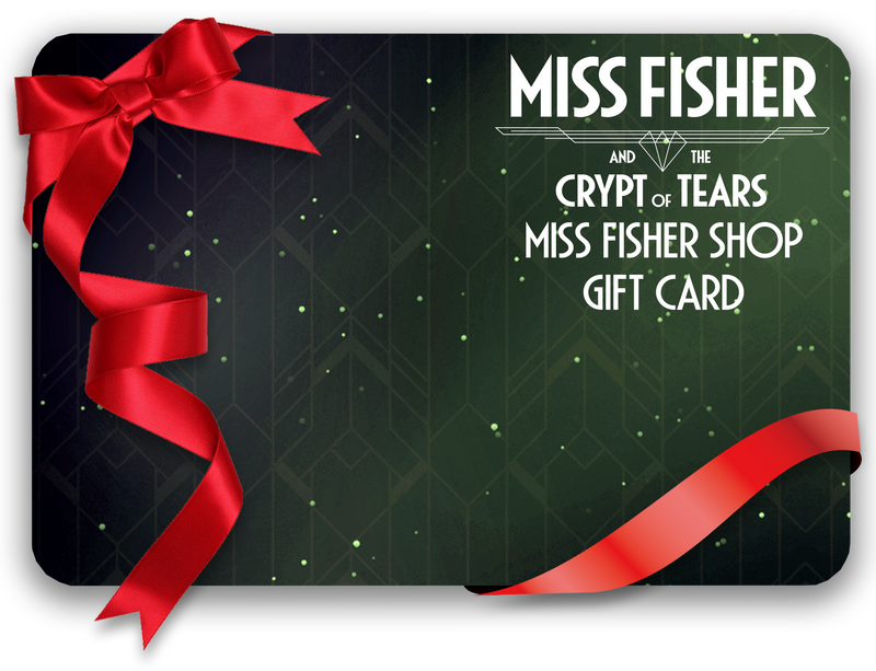 Miss Fisher Shop Gift Card